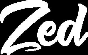 Zed l'agence logo