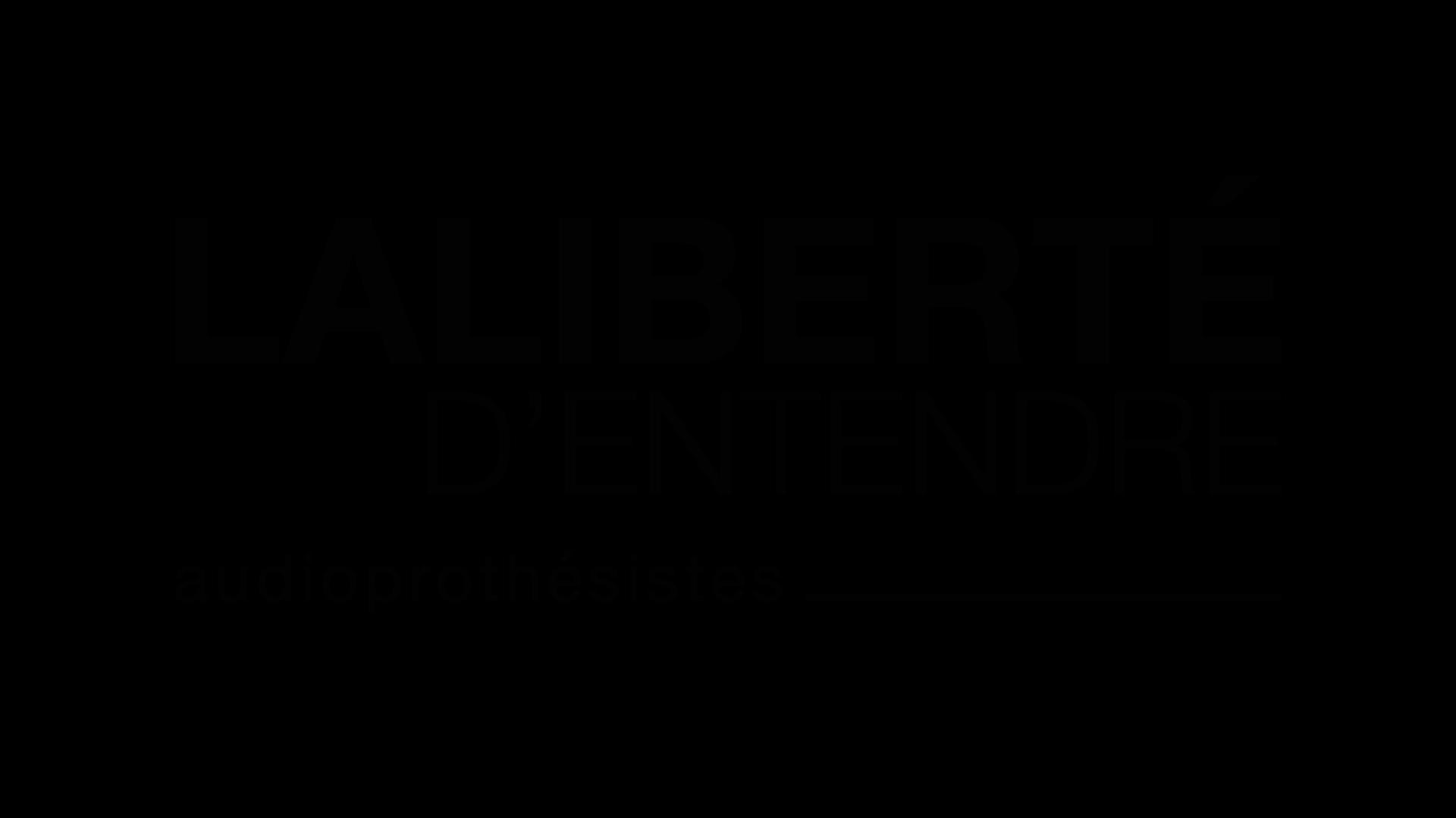Logo Laliberté D'entendre