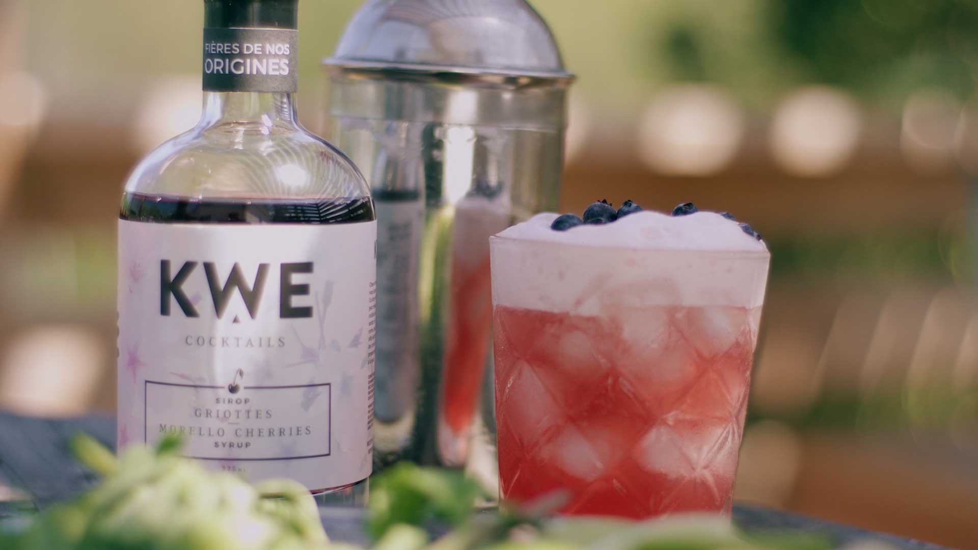 KWE Cocktails